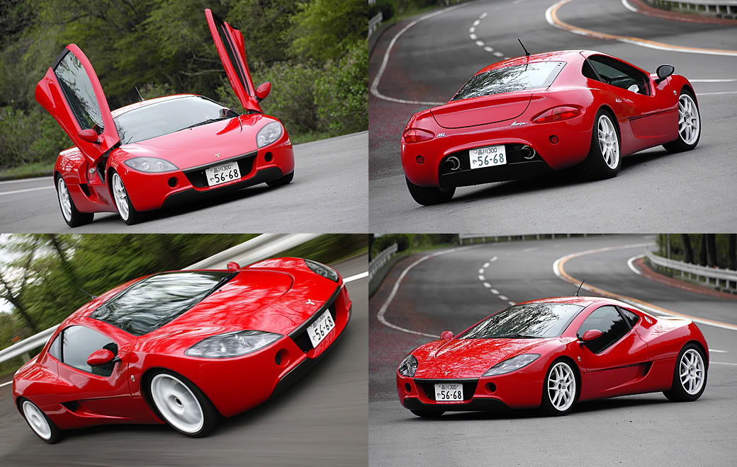 Small Blog V Obscure Japanese Sports Car Of The Week Tommy - What's a sports car