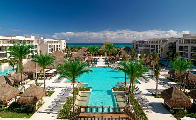 Hotel Paradisus Playa Del Carmen La Perla (Foto: Divulgação)