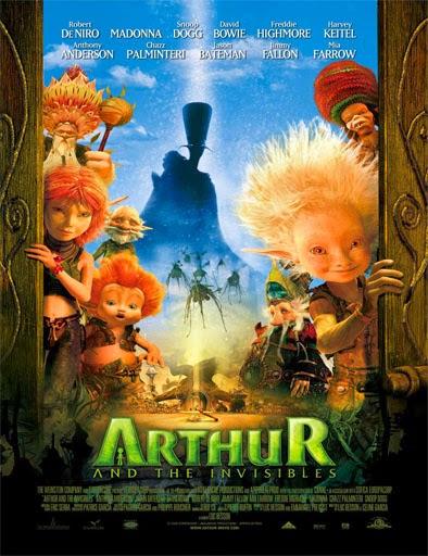 Ver Arthur y los Minimoys (Arthur et les Minimoys) (2006) Online
