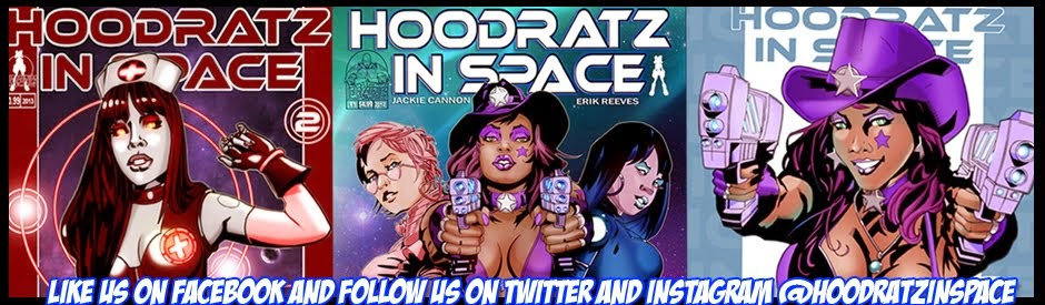 Hoodratz in Space