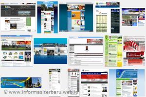 Daftar website Daerah yang Membuka Lowongan CPNS 2013