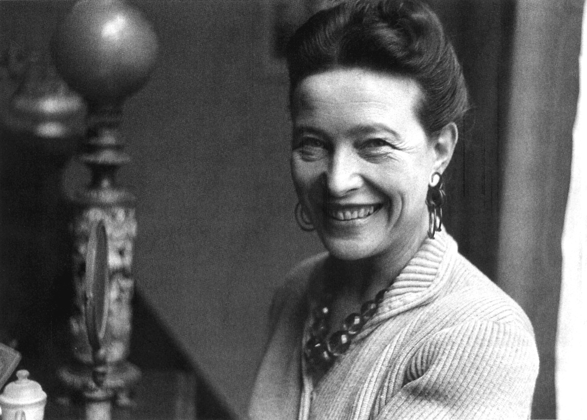 Jacket Mechanical: Simone de Beauvoir