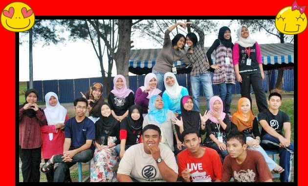 Group of UiTM Jengka's Members! ;)