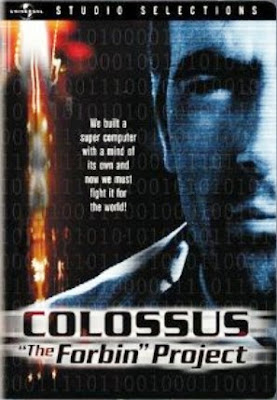 Colossus: The Forbin Project (1970)(2014).