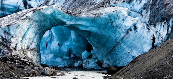 cavernas del Vatnajokull
