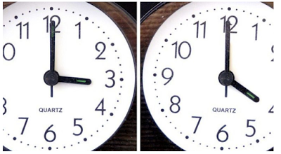 Την Κυριακή 29 Μαρτίου αλλάζει η ώρα