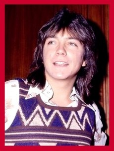 "DAVID CASSIDY PROCESSA SONY  SOBRE OS ROYALTIES DO SERIADO ""THE PARTRIDGE FAMILY"""