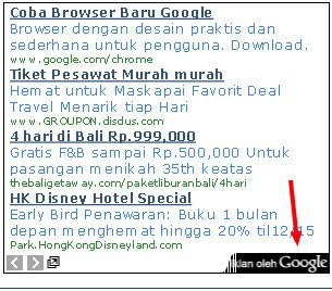 Benarkah Google adsense support bahasa Indonesia?