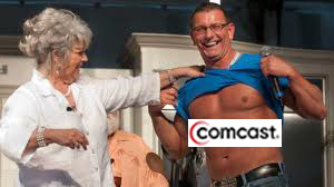 Robert Irvine Comcast Partnership
