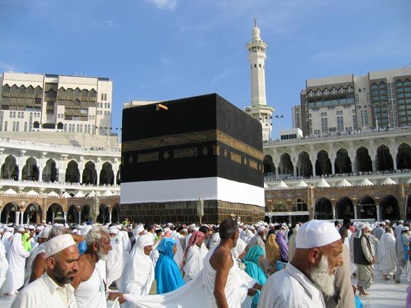 178 Tokoh Muslim Eropa Berumrah Sebagai Tamu Raja