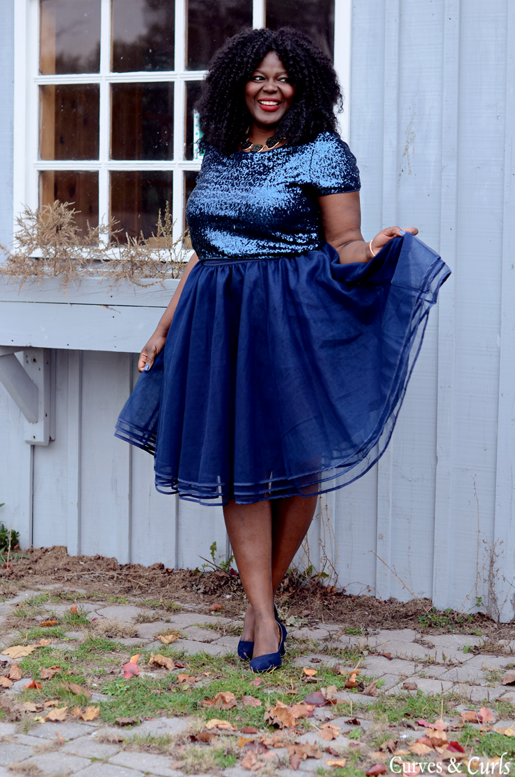 how to wear a tulle skirt Archives | My Curves And Curls