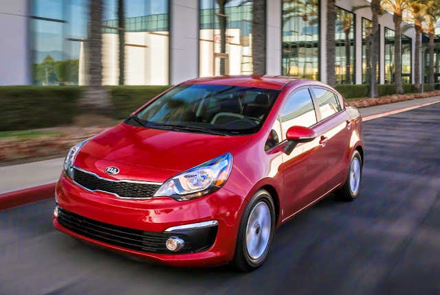 2016 Kia Rio Hatchback, Release Date and Price