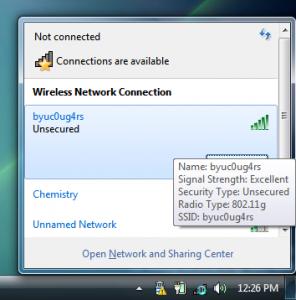 Mengatasi Wifi Yang Konek Ke Hotspot Tapi Tidak Bisa Akses Internet atau Browsing