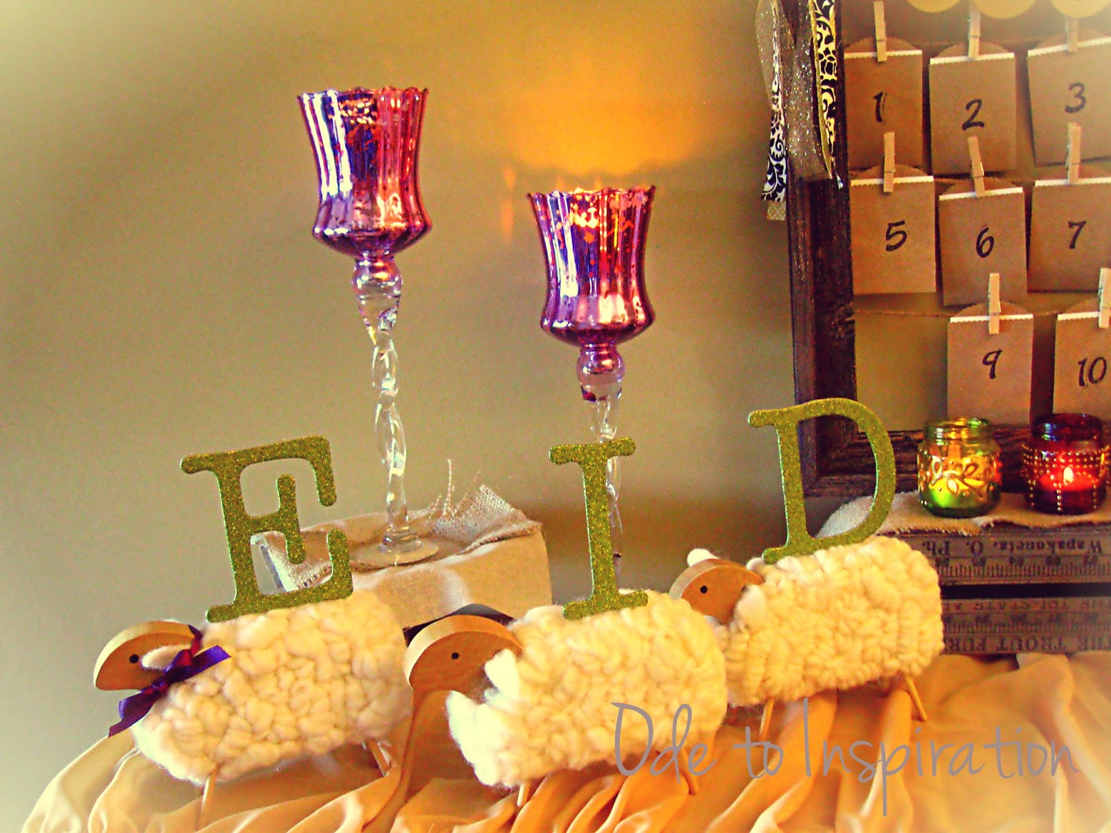 Most Inspiring Festival Eid Al-Fitr Decorations - Eid-Lamb-Decoration  Pic_547590 .jpg