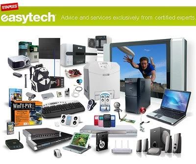 Staples EasyTech: Tech Help from Staples certified experts