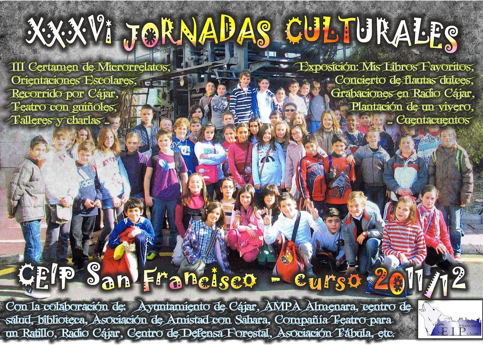 XXXVI Jornadas Culturales