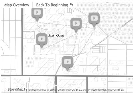 Nap Map