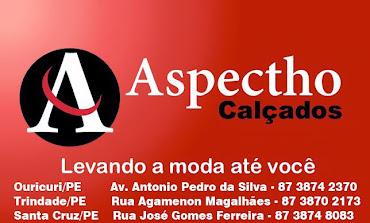 ASPECTHO CALÇADOS - LEVANDO A MODA ATÉ VOCÊ