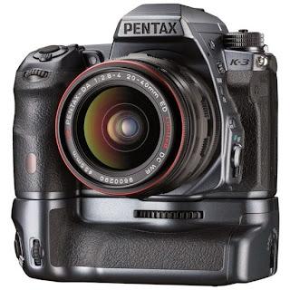 Harga & Spesifikasi Kamera DSLR Pentax K3 Prestige Edition