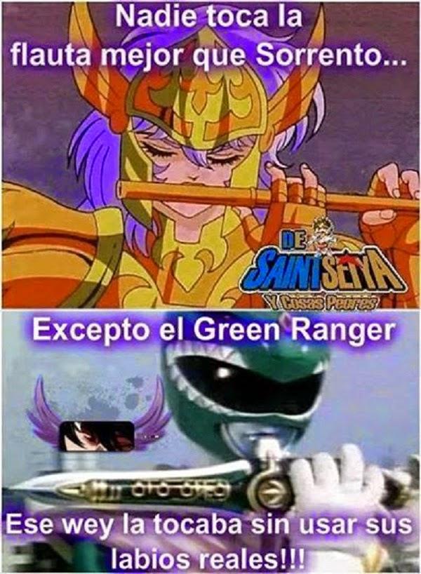 El Ranger Verde es el mejor