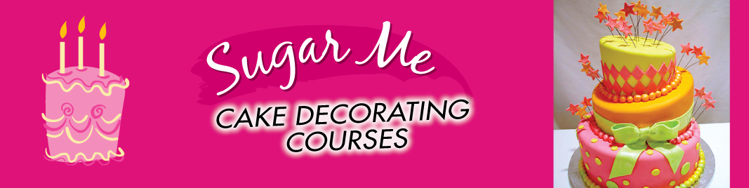 Cake Decorating with Sugar Me