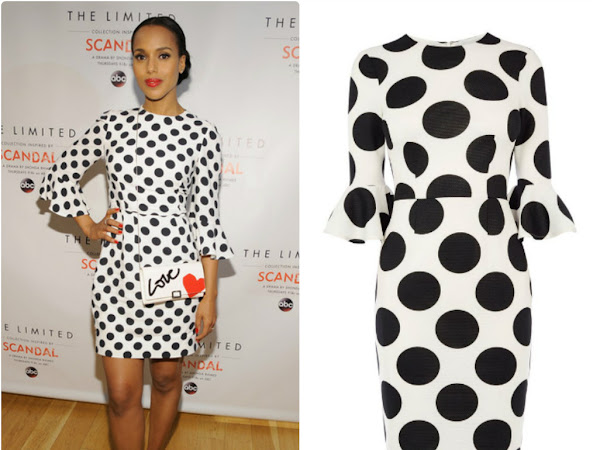 Get Her Look: Kerry Washington' Style