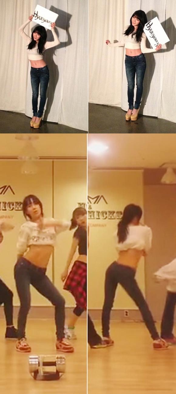 Hyunyoung Rainbow Turun 7kg
