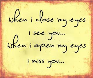 I miss uh