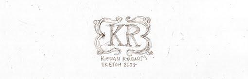 Kieran Rynhart's Sketch Blog