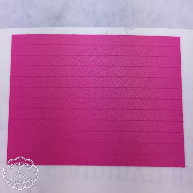 GlamMyMani - Stripes Nail Vinyls