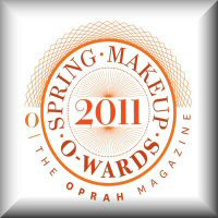 Give Mehron your Seal of Approval, Winner of the 2011 )-Ward feom O magazine