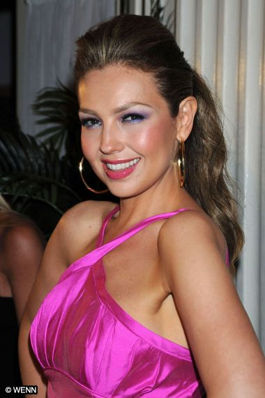 Mexican actress/singer Thalia sued over pregnancy