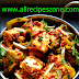 Kadai Paneer Recipe Restaurant Style Curry Procedure