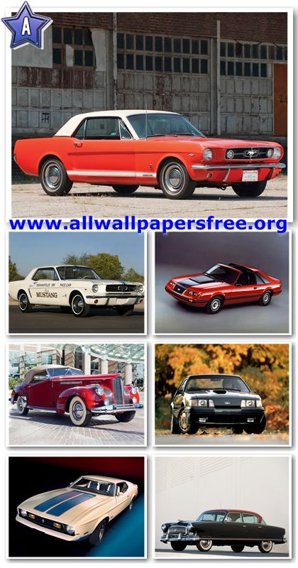 80 Amazing American Classic Cars Wallpapers 1280 X 1024 [Set 16]