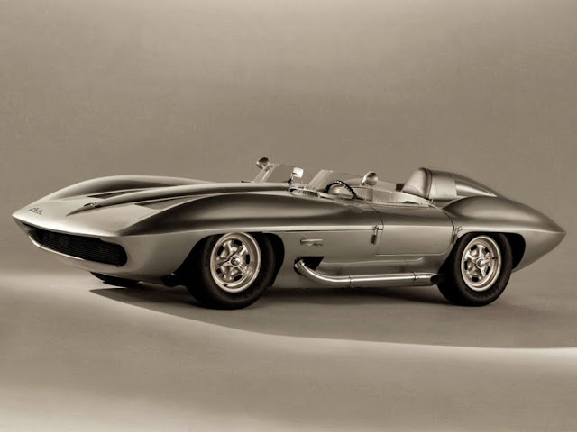 Corvette Stingray | concept car | 1957 Corvette Stingray Racer | Corvette Stingray racer-concept car | Corvette Stingray design | Corvette Stingray specs | Corvette Stingray features | Corvette Stingray history | Corvette Stingray wallpaper