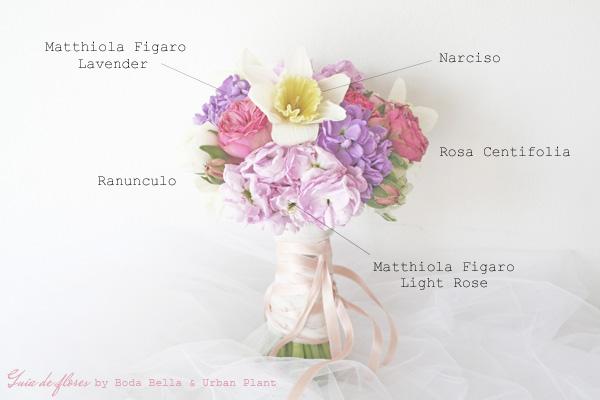 Fotos de Bouquets y Ramos de Novia Madrina y Cortejo  - Imagenes Ramos De Novia