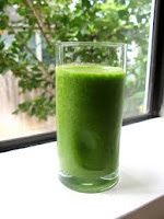 Raw Green Vegetable Juice: Superfood