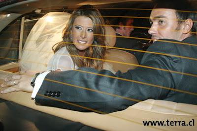 Fotos del matrimonio de Macarena Pizarro (hermosa) ~ Fotos de Chilenas
