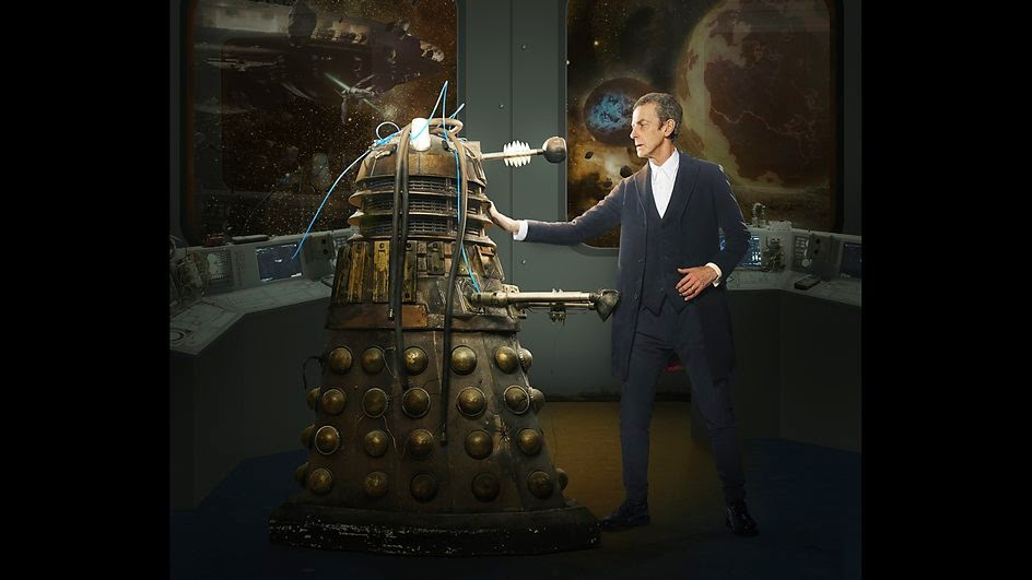 Doctor Who Season 8, Episode 2: Into the Dalek