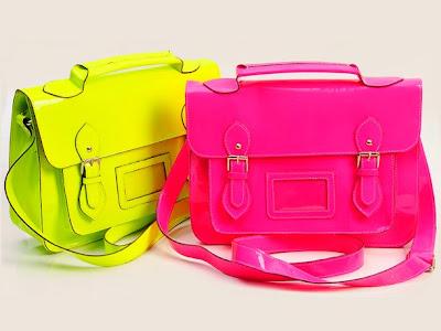 Bolsas Tommy Hilfige 2013 coloridas