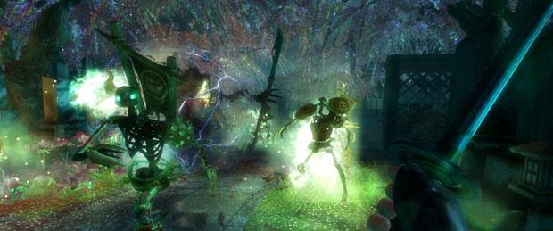 Eight New Shadow Warrior Screenshots