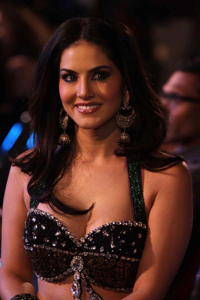 sexy and foxy Sunny leone hot photos at shootout at wadala movie audio launch