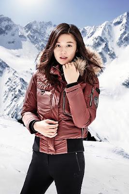 Jeon Ji Hyun NEPA Fall Winter 2015