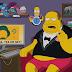 """Los Simpsons 23x01 """"El halcón y el D'ohman"""""""