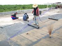 waterproofing membrane untuk atap
