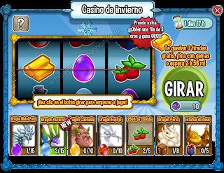 imagen del casino de invierno de dragon city