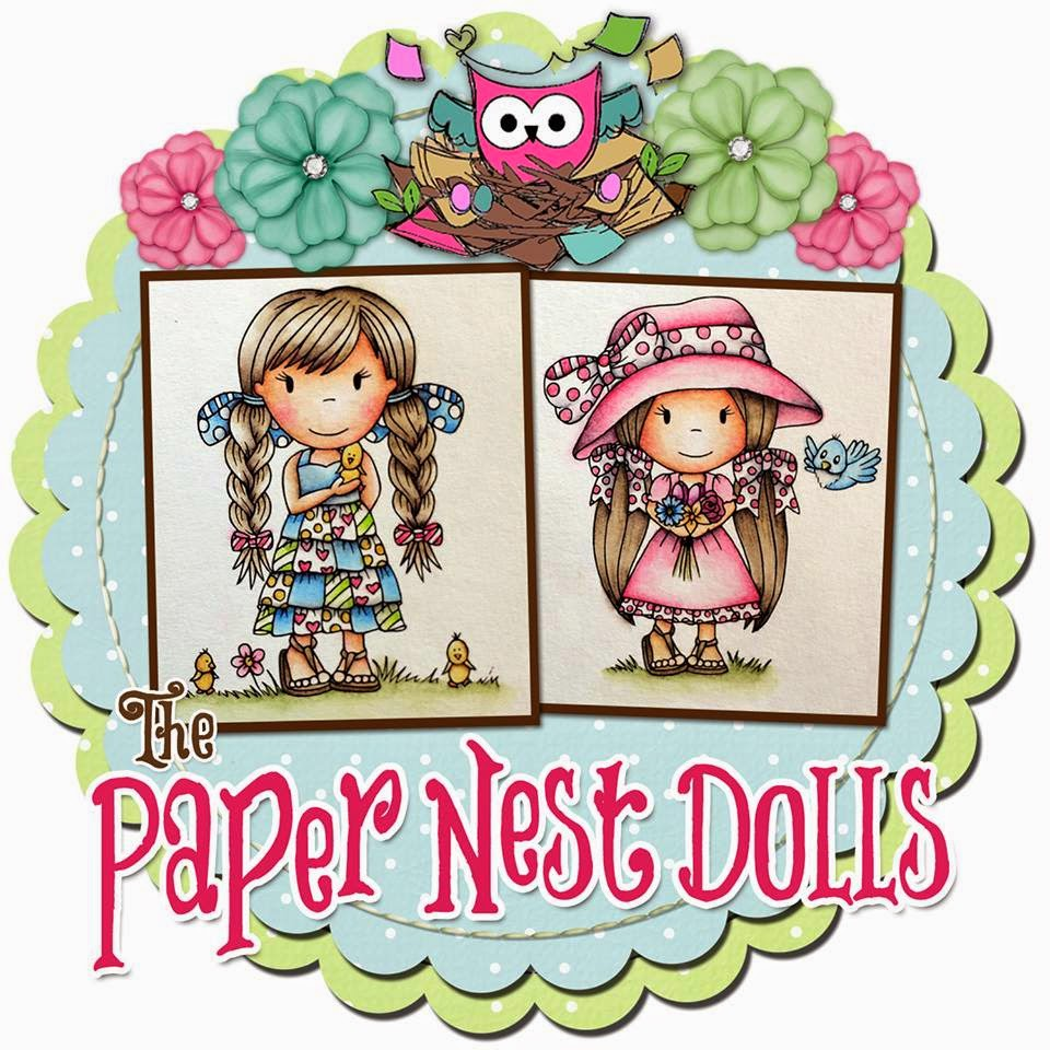 Guest Designer at Paper Nest Dolls
