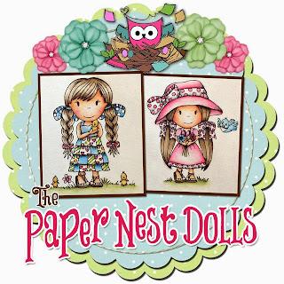 Guest Designer at Paper Nest Dolls