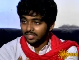 GV Prakash Interview 15-08-2013 Independence Day Special Program Show