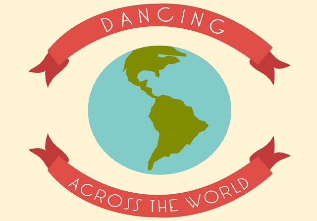 Image: Dancing Across the World [Infographic]